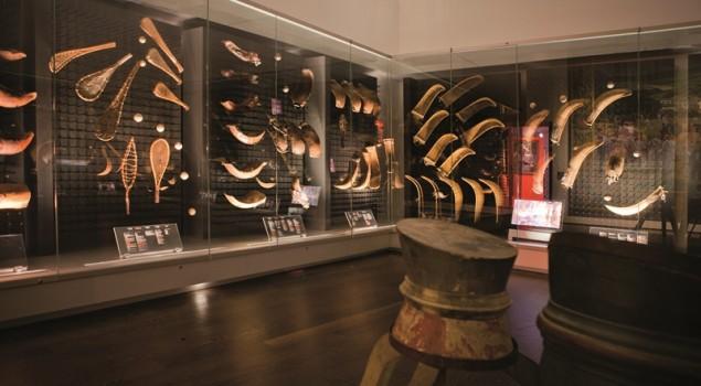 Salle de Pelote au Musée Basque