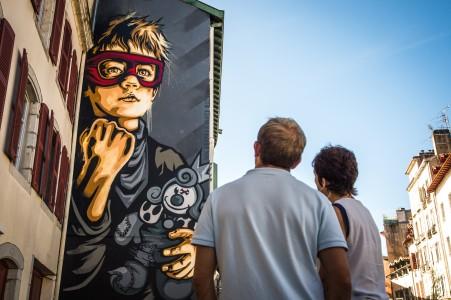 Street Art Bayonne